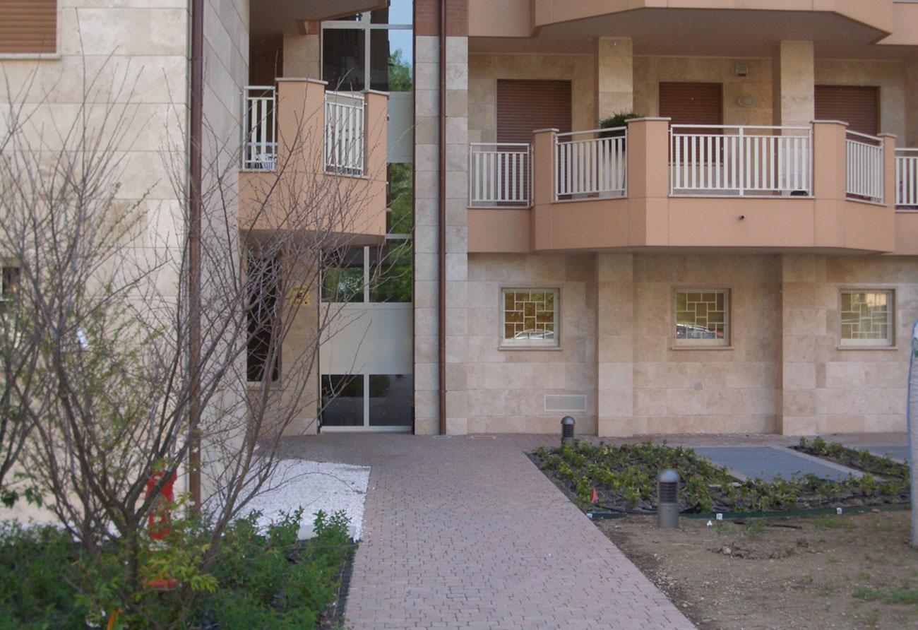 Residenza Via Medardo Rosso